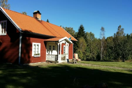 BACKtoNATURE! ECO living in Småland -  57992 Högsby