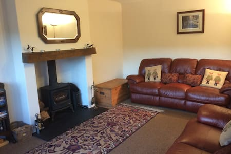 Cosy cottage near Thornhill - Thornhill