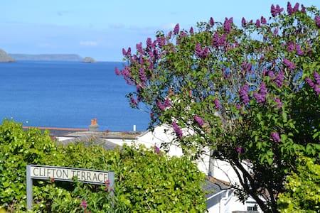 Portscatho Home,  sea views & SW coast path