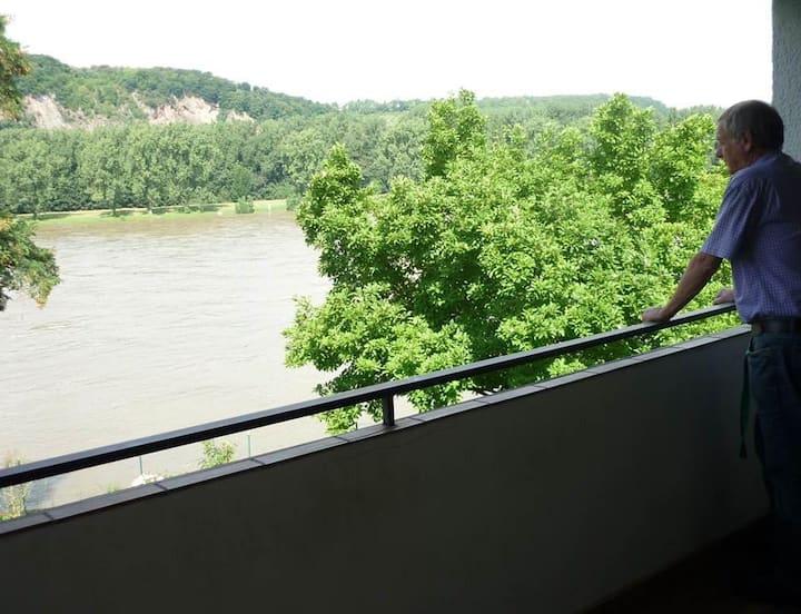 Ferienwohnung Rheinfels