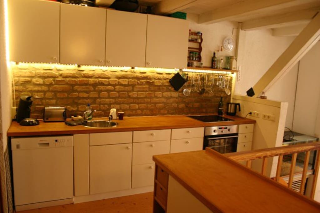 Our kitchen - help yourself!