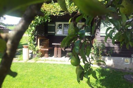 Urige Hütte Simssee-Ranch  - Söchtenau-Untershofen - Mökki