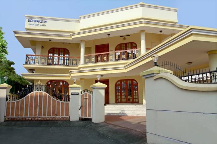 Metropolitan Whole Villa