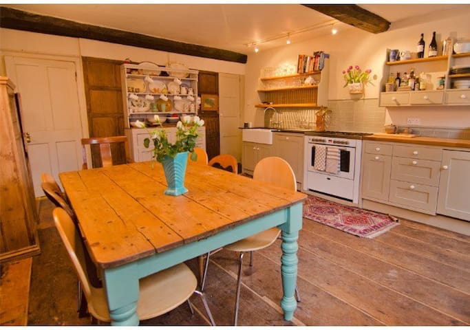 Charming , rustic in the ❤️ of Lyme - Lyme Regis - Rumah