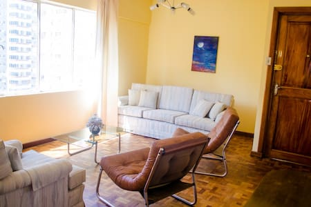 Great location cozy apt in Sopocachi - La Paz - Leilighet
