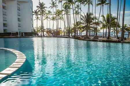 Luxury Beach Apartment  Condominio Marbella - Juan Dolio