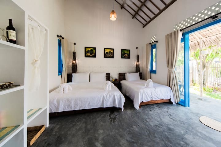 CASHEW TREE - FAMILY ROOM - Hội An - Bungalow