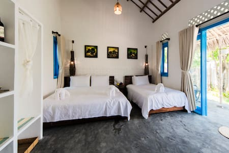 CASHEW TREE - FAMILY ROOM - Hội An - Bungalo