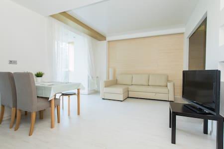 Апартаменты на Тимирязева