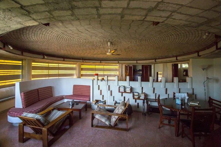Casa Coupole: Studio A - Port-au-Prince - Apartamento