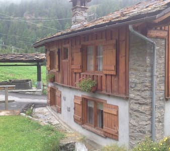 Private house in Aosta Valley - Valsavarenche - บ้าน