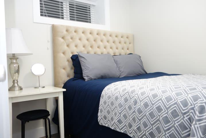 Cozy Comfy Guest Suite (Nanaimo Skytrain)