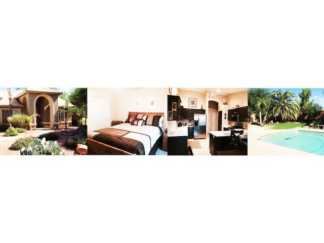 Southfork Ranch Casa - Casa Grande - Casa