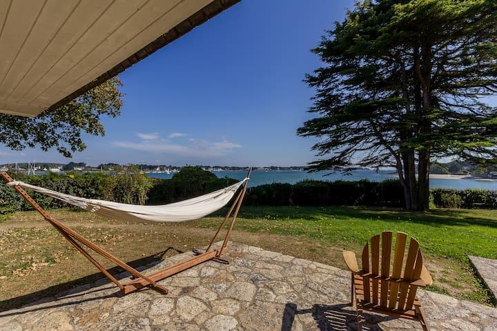Waterfront Villa La Trinité-sur-Mer