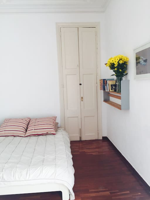 Guest's double room