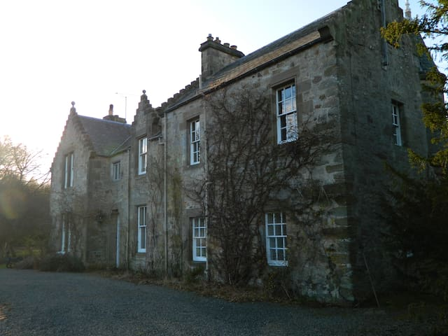 Historic House in the country - Pencaitland - Bed & Breakfast