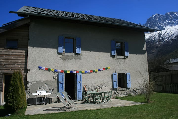 Farmhouse Les Bossons - Chamonix-Mont-Blanc - Huis