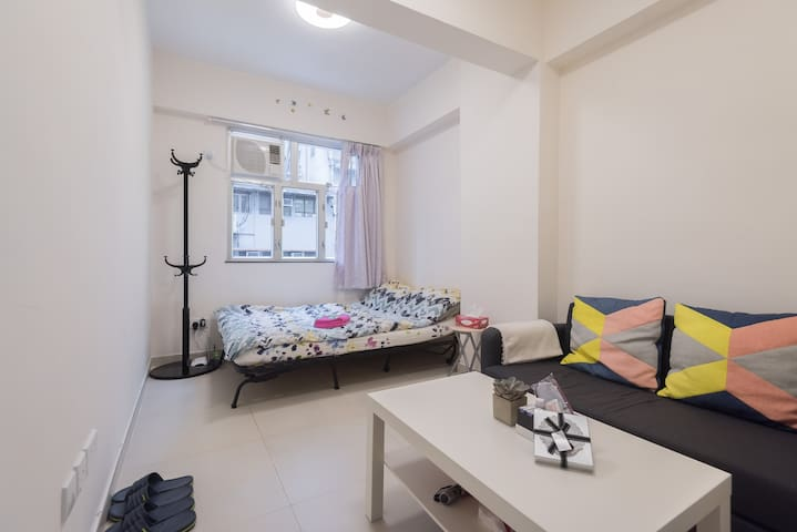 Central Lan Kwai Fong SOHO Cozy Studio