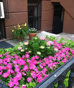 Cobble Hill with Garden