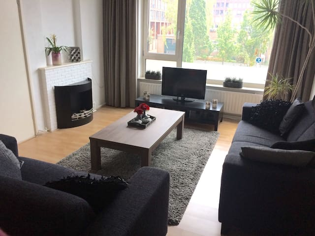 Gezellig appartement randje centrum Nijmegen - Nijmegen - Leilighet