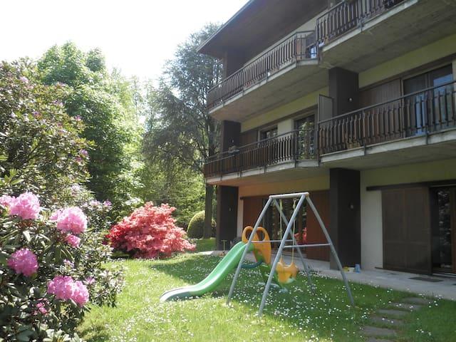 Flat on Lago Maggiorre - Ranco - Apartment