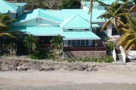 Beachfront Cottage Bequia