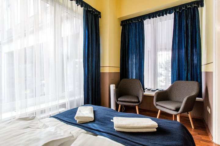Cozy two bedroom apartment in city center Budapest