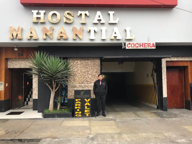 Manantial Hotel No.001