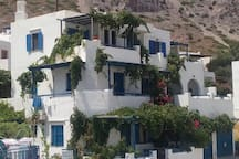 Foskolos Apartment in Kamares up to 5 persons