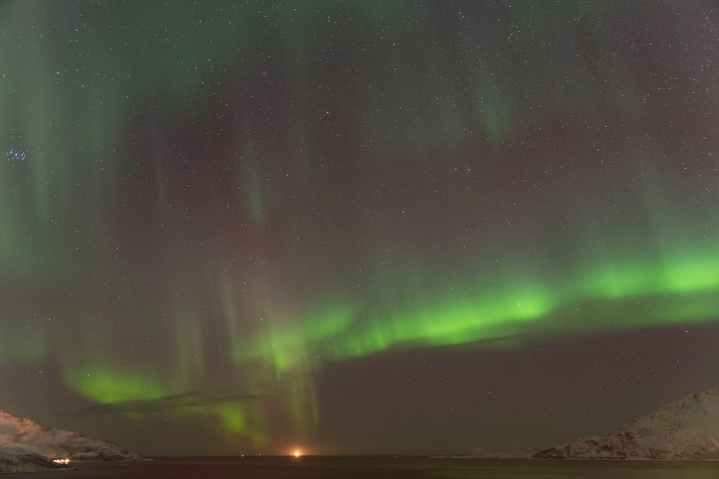 Nordlys / Northern lights