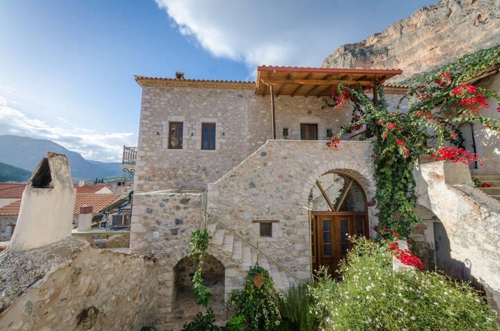 Ev Zin Stone House Rodia