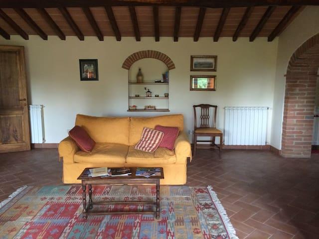 Castle of the Grand Duke - Girasoli - Montisi - Appartement