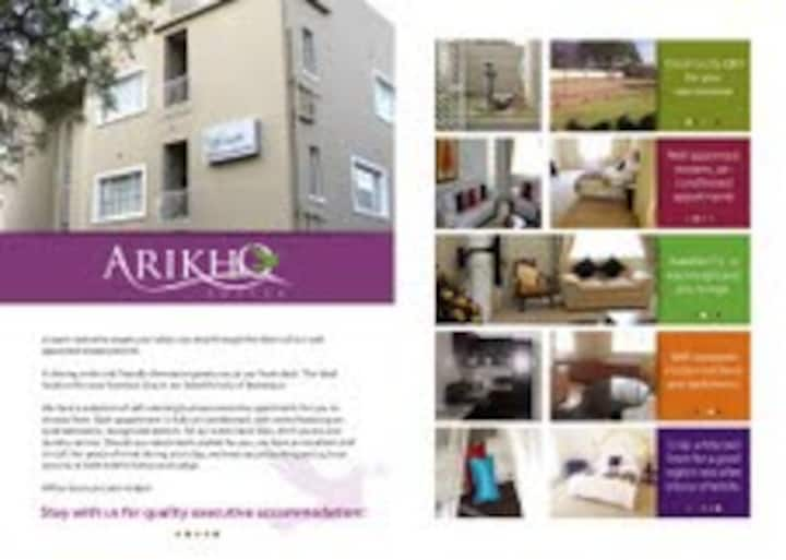 Arikho Properties, business and leisure