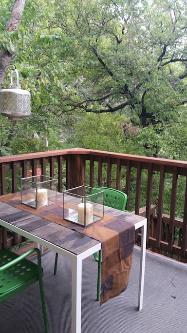 dining deck