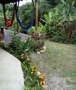 Casa da Cachoeira Encantada - Garopaba - Dom