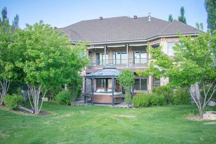 Hobbs Utah Adventure Home