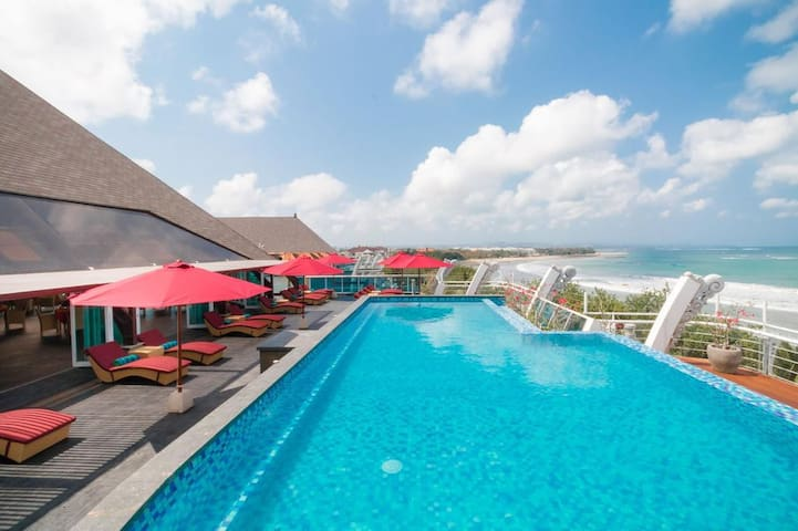 Family holiday place in Kuta, KB2 - Kuta - Bed & Breakfast