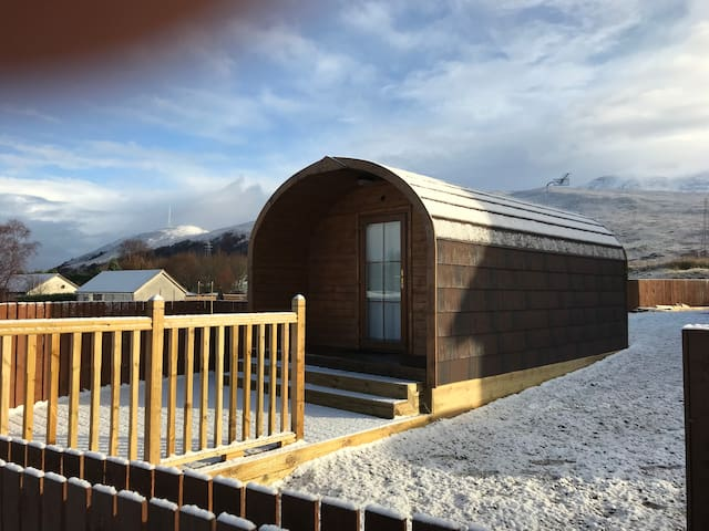 The Oaks Studio Pod - Self Catering Accommodation