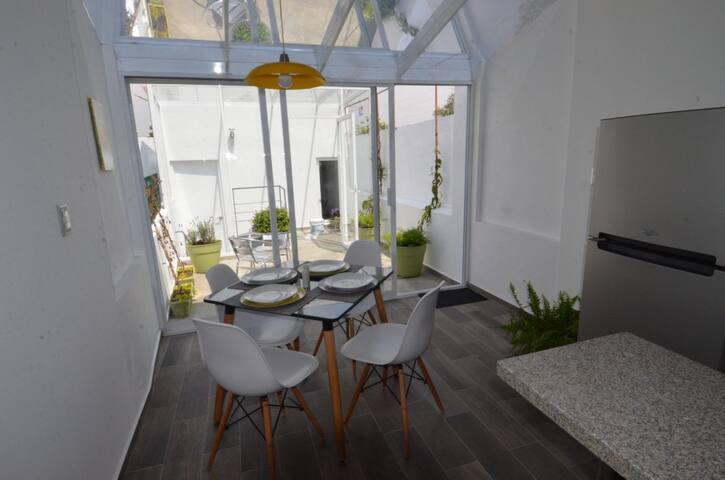 Increible Loft privado c/terraza - Naucalpan - Loft
