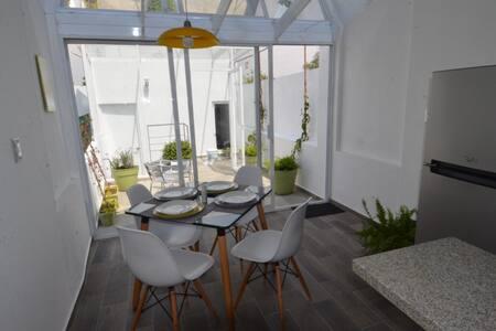 Increible Loft privado con terraza - Naucalpan