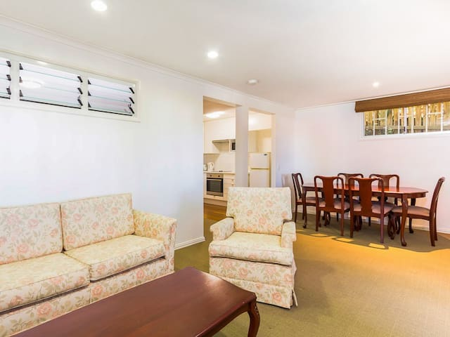 Peaceful haven near City & RBH - Kelvin Grove - Appartement