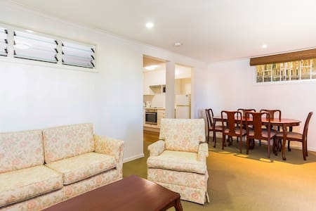 Peaceful haven near City & RBH - Kelvin Grove - Apartment
