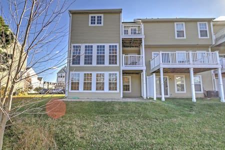 4BR Millville Townhome Close to Bethany Beach! - Millville