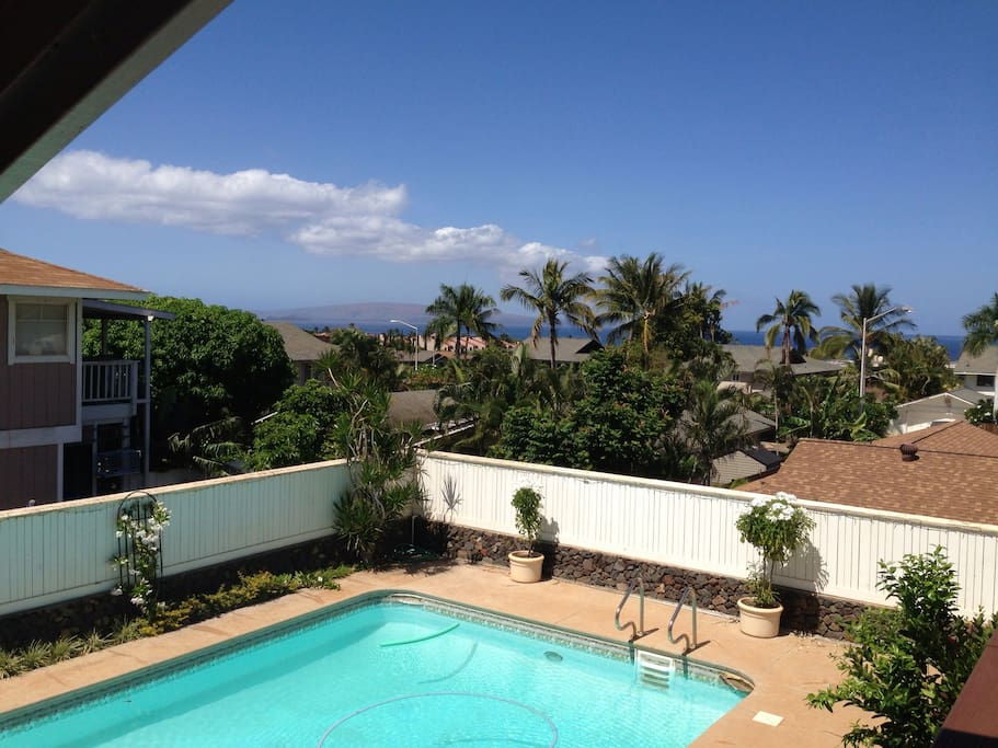 3.5 blocks walk to PREMIER SANDY KAM2&3 BEACHES&BARSnext to WAILEA& 1 MILE 2 SHOPS AT WAILEA