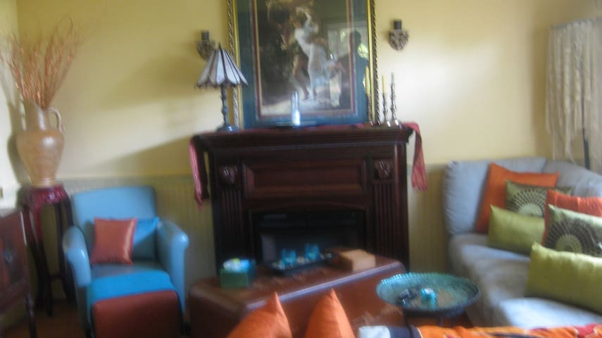 warm and cozt character home - Ladysmith - Bed & Breakfast