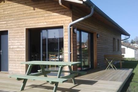 Maison en bois 92 m2 - Saubion
