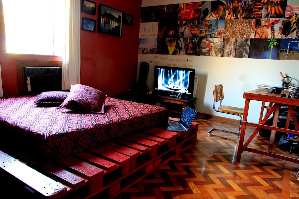 Comfortable 24m2 room