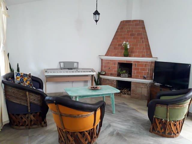 Casa Cerca del lago de Pátzcuaro