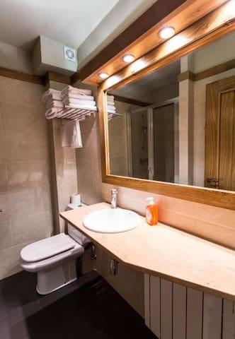 Apartamento 2 hab. + 1 baño (Nº3) - La Molina - Flat
