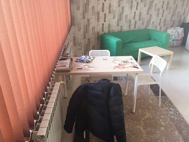 Beau studio  de 40m carré près du centre de Sofia - Sofia - Apartemen